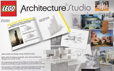 #21050 LEGO Architecture Studio