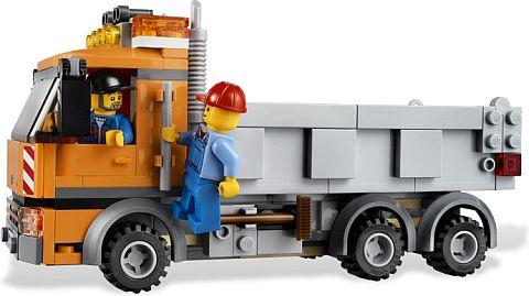 #4434 LEGO City Dump Truck Details