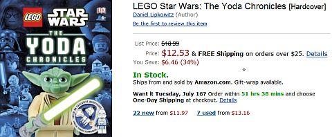 Buy LEGO Star Wars Yoda Chronicles