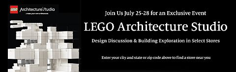 LEGO Architecture Studio Event