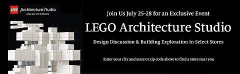 LEGO Architecture Studio Event