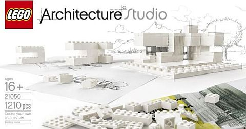 LEGO Architecture Studio Review
