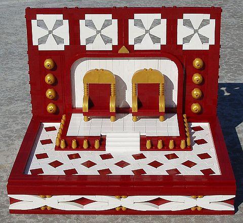 LEGO Base and Border by eilonwy77