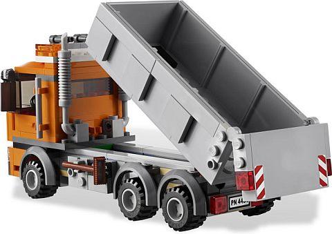 LEGO City Dump Truck Function