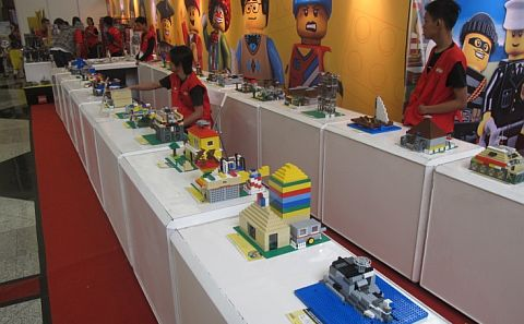 LEGO Contest - Build Your World Entries