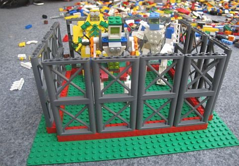 LEGO Contest - Build Your World Entry by Fikko