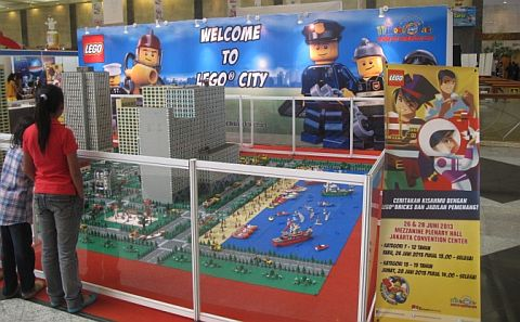 LEGO Contest - Build Your World Location