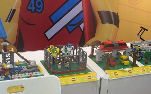 LEGO Contest Entry by Fikko