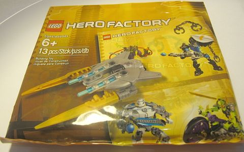 LEGO Contest Hero Factory Freebie