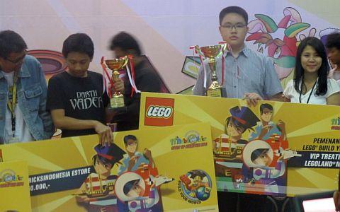 LEGO Contest Winner Fikko