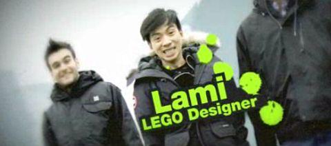 LEGO Designer Lami Phan
