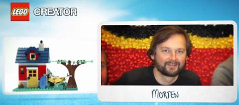 LEGO Designer Morten R.