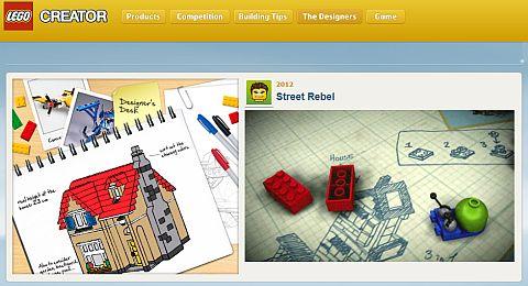 LEGO Designers on LEGO Creator