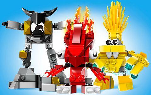 LEGO Mixels Details