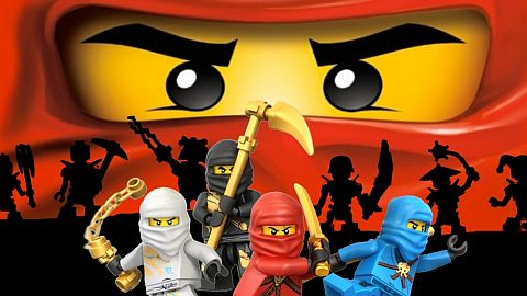 LEGO Ninjago Movie Coming