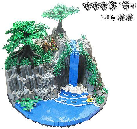 LEGO Round Base by LL