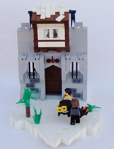 LEGO SNOT Base by Geneva