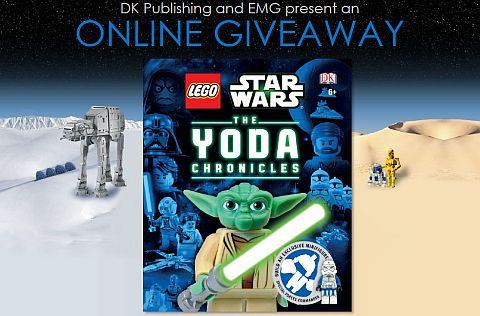 LEGO Star Wars Yoda Chronicles Contest