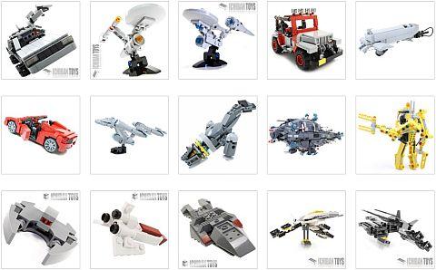 LEGO Store Ichiban Toys LEGO Kits