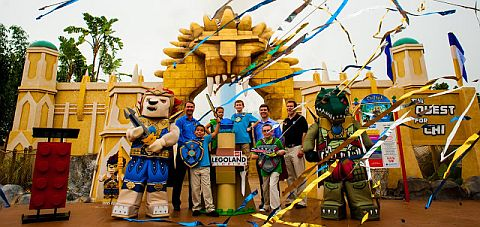 LEGOLAND Florida The World of Chima