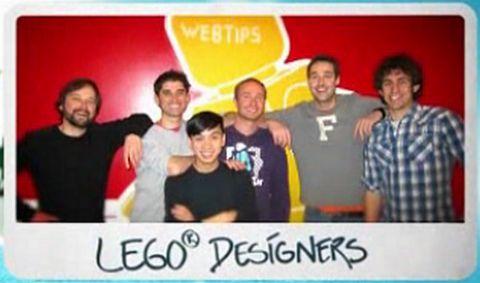 Meet LEGO Designers