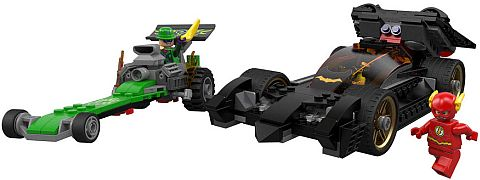 2014 LEGO Super Heroes Sets - #76012 LEGO Batman Set