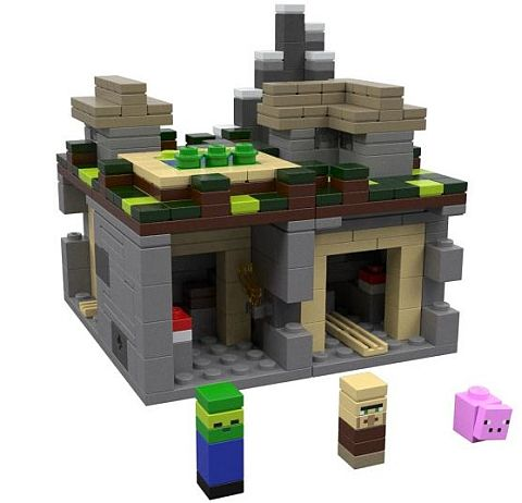 #21105 LEGO Minecraft The Village