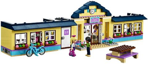 #41005 LEGO Friends Hearlake High Alternate Configuration