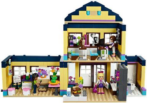#41005 LEGO Friends Heartlake High Details