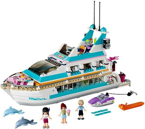 #41015 LEGO Friends Dolphin Cruiser