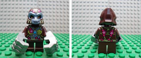 #70008 LEGO Legends of Chima G'loona