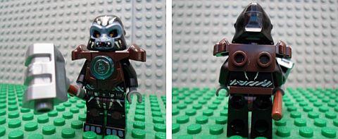 #70008 LEGO Legends of Chima Gorzan