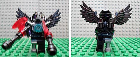#70008 LEGO Legends of Chima Rizzo