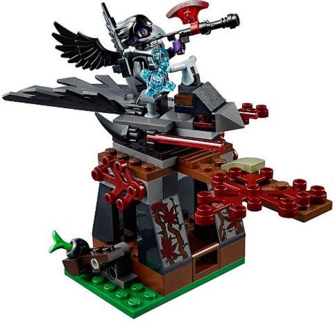 #70008 LEGO Legends of Chima Raven Perch