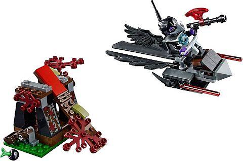 #70008 LEGO Legends of Chima Set Details