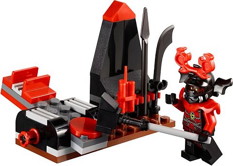 #70503 LEGO Ninjago Catapult Technique