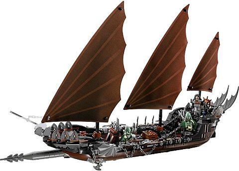 #79008 LEGO Lord of the Rings Pirate Ship Ambush