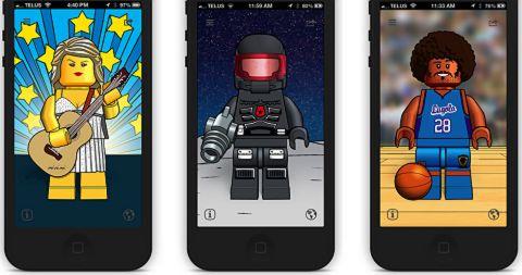 LEGO App Mini Me Screenshots 2
