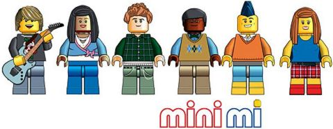 LEGO App Mini Me