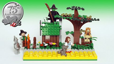 LEGO CUUSOO Wizard of Oz More Details