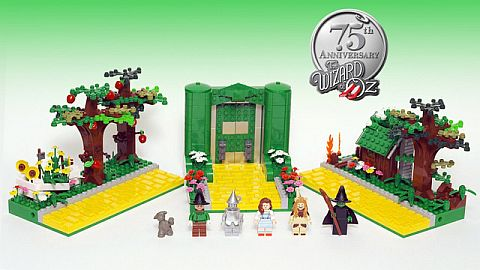 LEGO CUUSOO Wizard of Oz