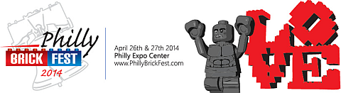 LEGO Convention - Philly Brick Fest