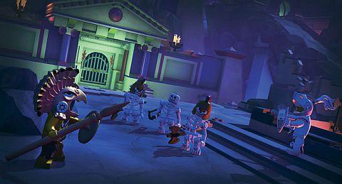 LEGO Minifigures MMO Game Picture 3