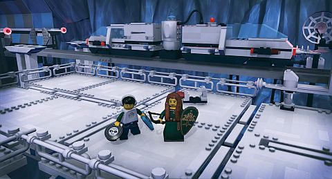 LEGO Minifigures MMO Game Picture 4