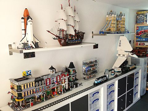 LEGO Room Project by atkinsar