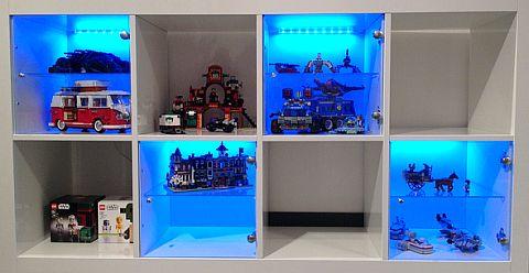 LEGO Room Storage & Light