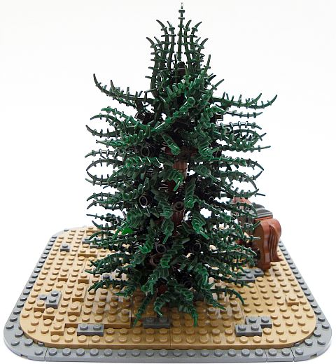 LEGO Tree by Ecclesiastes