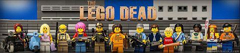 LEGO comics - The LEGO Dead