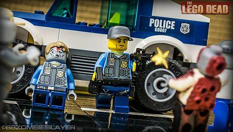 LEGO comics details - The LEGO Dead