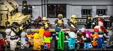 LEGO video - The LEGO Dead